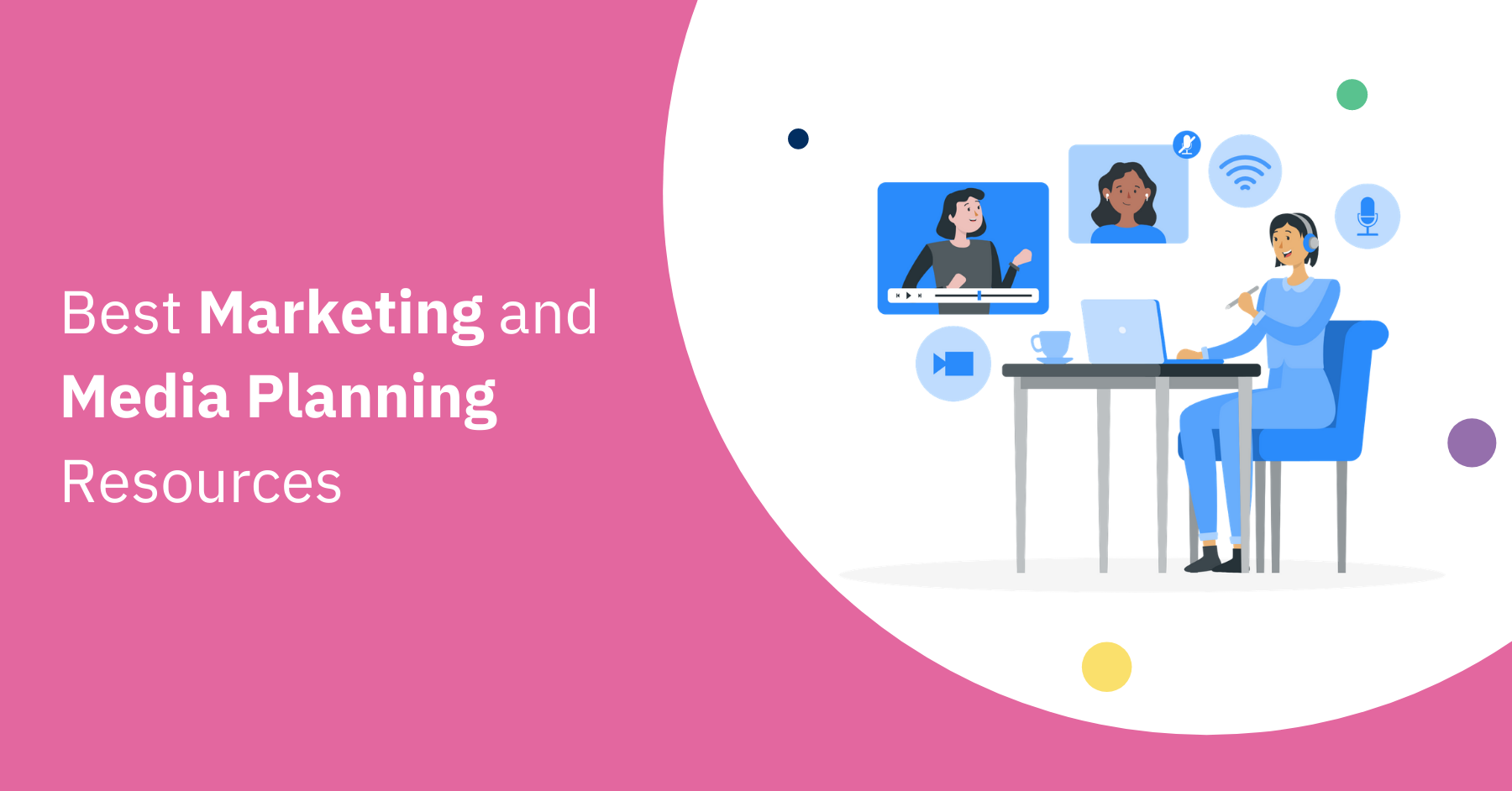 marketing and media planning resources