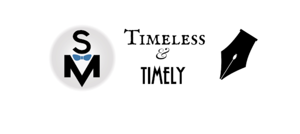 Timeless and timely marketing email newsletter